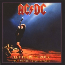 AC/DC: Let There Be Rock, The Movie - Poster / Capa / Cartaz - Oficial 1