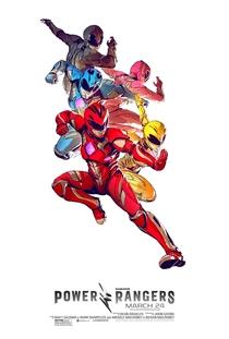 Power Rangers - Poster / Capa / Cartaz - Oficial 33