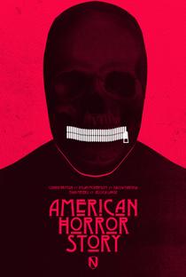 American Horror Story: Murder House (1ª Temporada) - Poster / Capa / Cartaz - Oficial 6