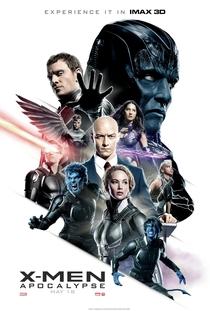 X-Men: Apocalipse - Poster / Capa / Cartaz - Oficial 5