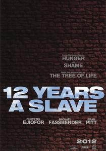 12 Anos de Escravidão - Poster / Capa / Cartaz - Oficial 4