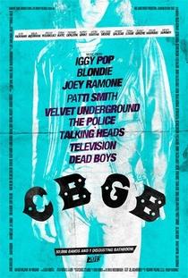 CBGB - O Berço do Punk Rock - Poster / Capa / Cartaz - Oficial 6