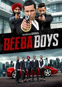Beeba Boys - Poster / Capa / Cartaz - Oficial 1