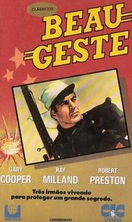 Beau Geste - Poster / Capa / Cartaz - Oficial 2