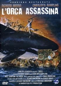 Orca - A Baleia Assassina - Poster / Capa / Cartaz - Oficial 7