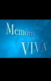 Memória Viva - Adísia Sá & Maria Luíza Fontenele - Poster / Capa / Cartaz - Oficial 1