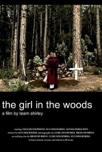 The Girl in the Woods - Poster / Capa / Cartaz - Oficial 1