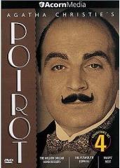 Poirot (4ª temporada) - Poster / Capa / Cartaz - Oficial 1