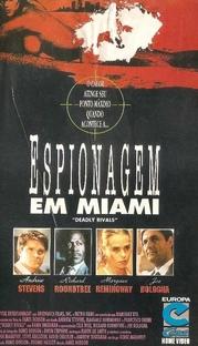 Espionagem em Miami - Poster / Capa / Cartaz - Oficial 1