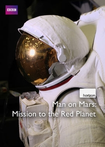 Man on Mars: Mission to the Red Planet - Poster / Capa / Cartaz - Oficial 1