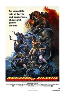 Guerreiros da Atlântida - Poster / Capa / Cartaz - Oficial 1