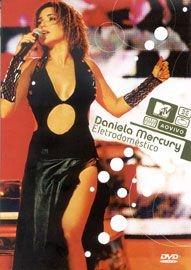 Daniela Mercury - MTV Ao Vivo: Eletrodoméstico - Poster / Capa / Cartaz - Oficial 1