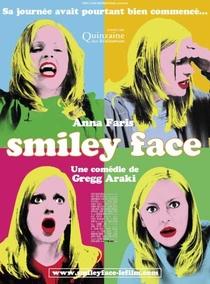 Smiley Face - Louca de Dar Nó - Poster / Capa / Cartaz - Oficial 1