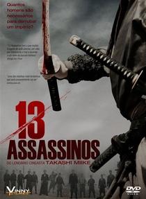 13 Assassinos - Poster / Capa / Cartaz - Oficial 17