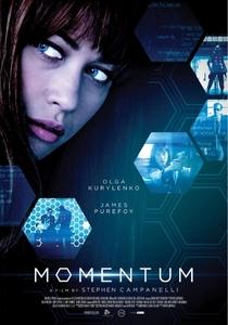 Momentum - Poster / Capa / Cartaz - Oficial 2