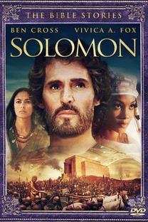 Salomão - Poster / Capa / Cartaz - Oficial 5