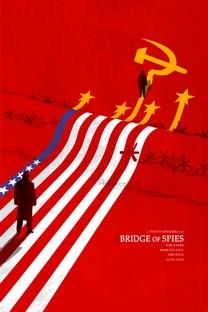 Ponte dos Espiões - Poster / Capa / Cartaz - Oficial 6