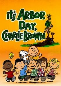 É Dia da Arvore, Charlie Brown - Poster / Capa / Cartaz - Oficial 1