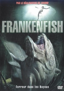 Frankenfish: Criatura Assassina - Poster / Capa / Cartaz - Oficial 2