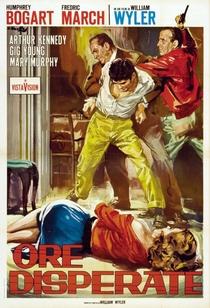 Horas de Desespero - Poster / Capa / Cartaz - Oficial 5
