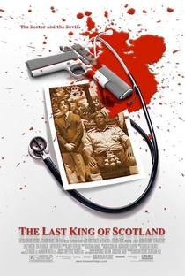 O Último Rei da Escócia - Poster / Capa / Cartaz - Oficial 4