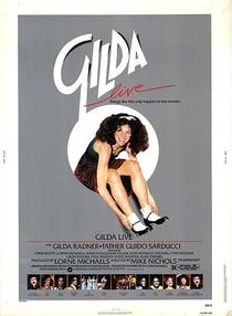 Gilda Live  - Poster / Capa / Cartaz - Oficial 1