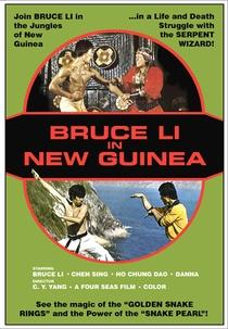 Bruce Li in New Guinea - Poster / Capa / Cartaz - Oficial 1