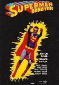 Süpermen Dönüyor - Poster / Capa / Cartaz - Oficial 1
