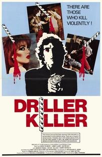 O Assassino da Furadeira - Poster / Capa / Cartaz - Oficial 1