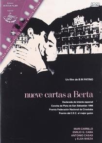 Nueve Cartas a Berta - Poster / Capa / Cartaz - Oficial 4