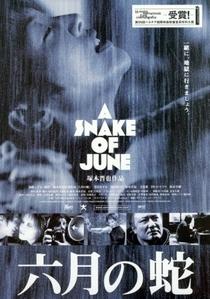 A Snake of June - Poster / Capa / Cartaz - Oficial 5