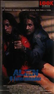 Alien - O Exterminador - Poster / Capa / Cartaz - Oficial 1