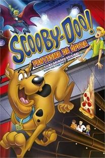 Scooby-Doo! E o Fantasma da Ópera - Poster / Capa / Cartaz - Oficial 1