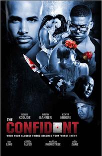 A Confidente - Poster / Capa / Cartaz - Oficial 1