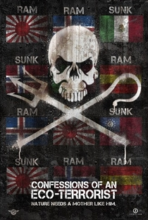 Confissões de um eco-terrorista - Poster / Capa / Cartaz - Oficial 1