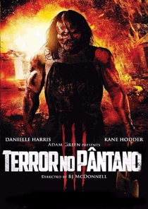 Terror no Pântano 3 - Poster / Capa / Cartaz - Oficial 5