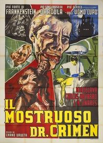 El Monstruo Resucitado - Poster / Capa / Cartaz - Oficial 3