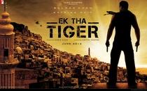 Ek Tha Tiger - Poster / Capa / Cartaz - Oficial 2