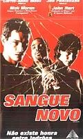 Sangue Novo - Poster / Capa / Cartaz - Oficial 1