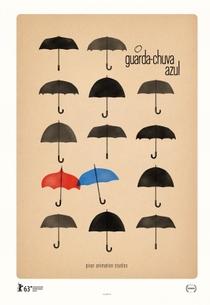 O Guarda-Chuva Azul - Poster / Capa / Cartaz - Oficial 2