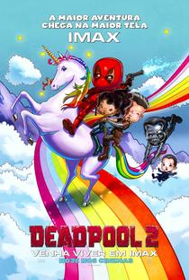 Deadpool 2 - Poster / Capa / Cartaz - Oficial 3