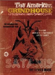 Satanis: The Devil's Mass - Poster / Capa / Cartaz - Oficial 1
