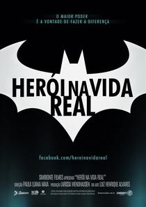 Herói na Vida Real - Poster / Capa / Cartaz - Oficial 1