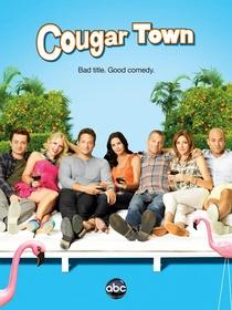 Cougar Town (3ª Temporada) - Poster / Capa / Cartaz - Oficial 1