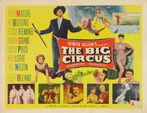 O Grande Circo - Poster / Capa / Cartaz - Oficial 1