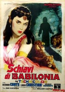 Escravos da Babilônia - Poster / Capa / Cartaz - Oficial 4