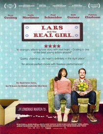 A Garota Ideal - Poster / Capa / Cartaz - Oficial 2