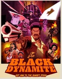 Black Dynamite (1º Temporada) - Poster / Capa / Cartaz - Oficial 1