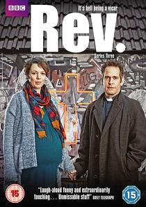 Rev. (3ª Temporada) - Poster / Capa / Cartaz - Oficial 1