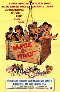 Esses Italianos  - Poster / Capa / Cartaz - Oficial 1